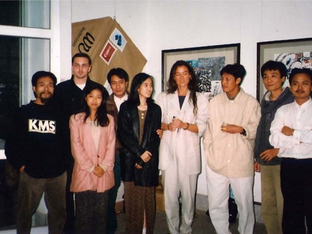 Weather Report & Gang of Five in Hanoi 1995